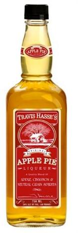 Travis Hasses Original Apple Pie Liqueur